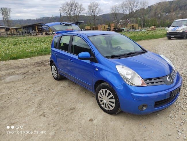 Nissan Note 1.6 16V Acenta 183'000 km CHF2'999 - acheter sur carforyou.ch - 1