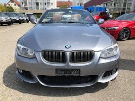 cabriolet BMW 3er 335i Cabriolet DSG