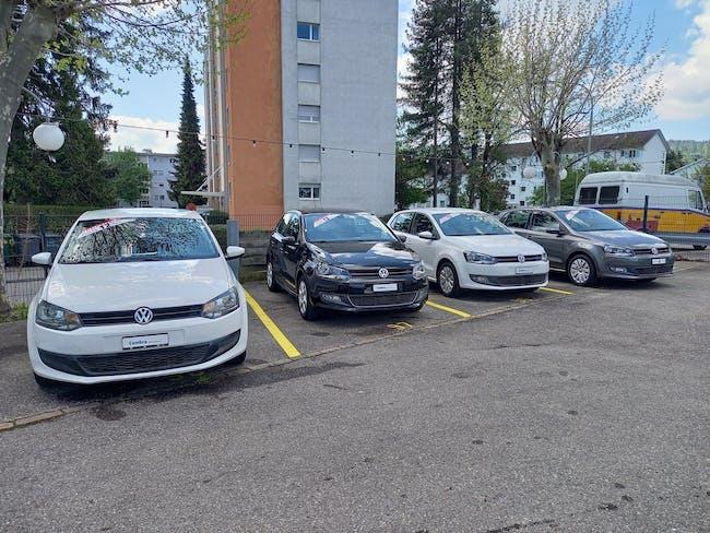 VW Polo 1.4 16V Comfortline 84'000 km CHF7'500 - buy on carforyou.ch - 1