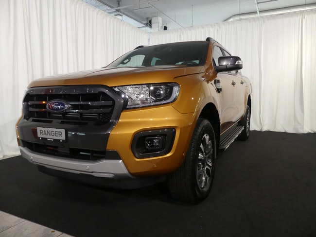 suv Ford Ranger 2.0 EcoBlue 4x4 Wildtrak