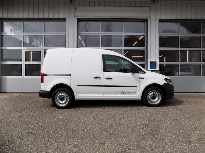 VW Caddy 2.0TDI BlueMotion Technology 1'000 km 19'600 CHF - acquistare su carforyou.ch - 1