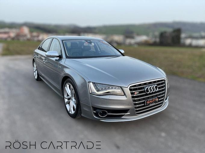 Audi S8 4.0 V8 TFSI quattro T-Tronic 141'045 km CHF31'800 - buy on carforyou.ch - 1