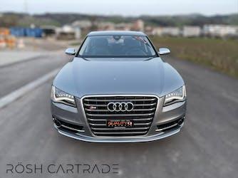 Audi S8 4.0 V8 TFSI quattro T-Tronic 141'045 km CHF31'800 - acquistare su carforyou.ch - 2