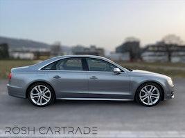 Audi S8 4.0 V8 TFSI quattro T-Tronic 141'045 km CHF31'800 - buy on carforyou.ch - 3