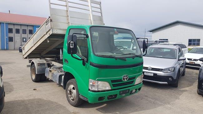 Toyota Dyna 150 3.0D-4D 214'000 km CHF10'900 - kaufen auf carforyou.ch - 1