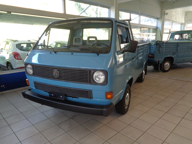 VW Typ 2 T3 2.1 23'500 km CHF22'500 - acheter sur carforyou.ch - 1