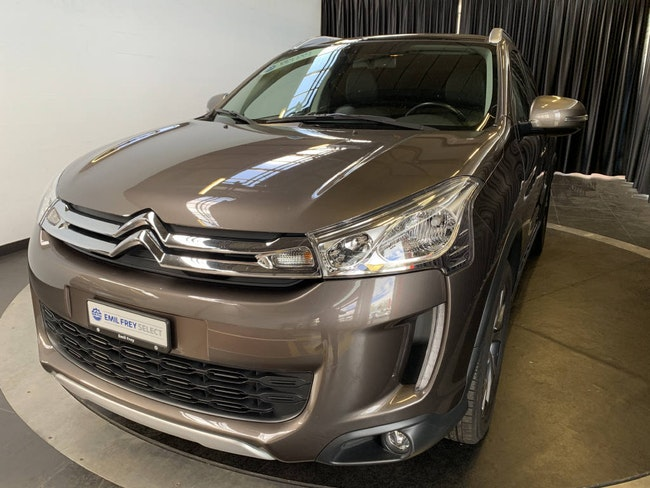 Citroën C4 Aircross 1.6 HDi 115 Collection 4WD S/S 64'250 km CHF14'990 - acheter sur carforyou.ch - 1