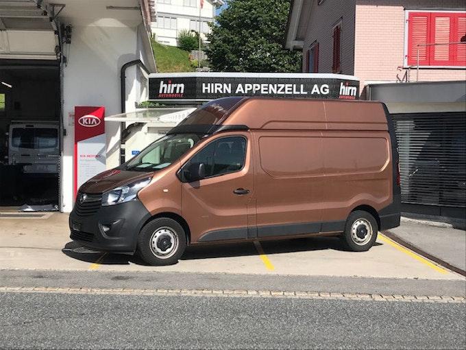Opel Vivaro 1.6CDTI eco 2.9 L2 63'000 km 19'800 CHF - buy on carforyou.ch - 1