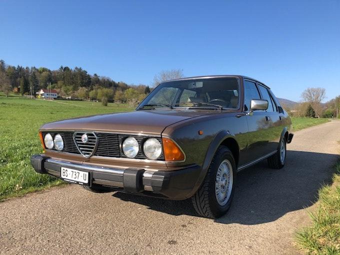 Alfa Romeo 6 6 132'000 km CHF22'101 - acquistare su carforyou.ch - 1