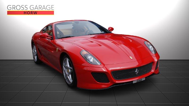 Ferrari 599 GTB 599 38'939 km CHF119'000 - kaufen auf carforyou.ch - 1