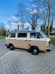 VW Typ 2 Bus T3 Typ2 Caravelle Camper - Top Zustand, frisch ab MFK 250'000 km 19'500 CHF - buy on carforyou.ch - 2