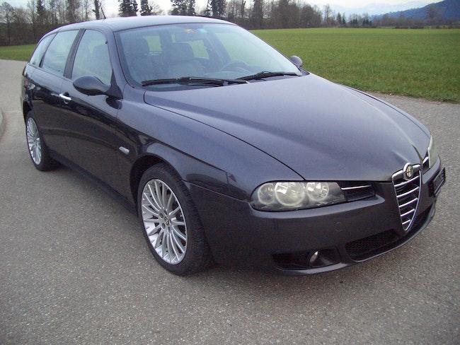 Alfa Romeo 156 Sportwagon 1.9 JTD Sport 266'000 km 1'490 CHF - acquistare su carforyou.ch - 1