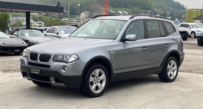 suv BMW X3 xDrive 20i I 150 PS I (2.0i)