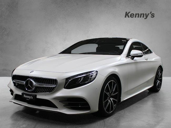 Mercedes-Benz S-Klasse S 560 V8 AMG Line 4Matic Coupé 11 km CHF167'000 - acheter sur carforyou.ch - 1