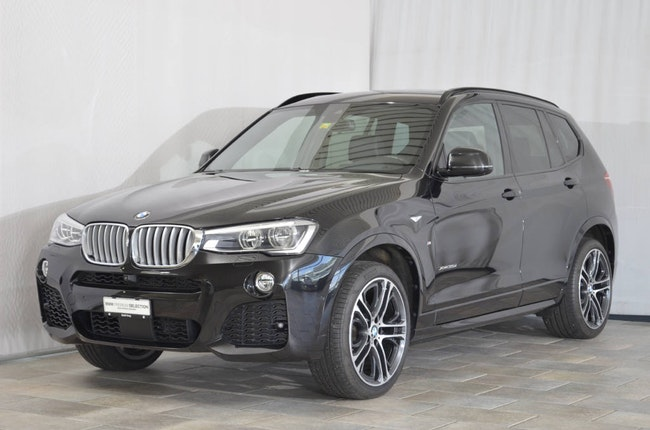 suv BMW X3 35d xDrive SAG