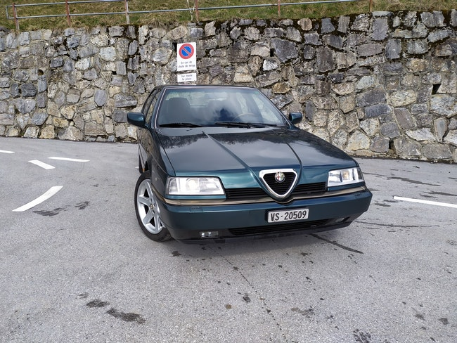 Alfa Romeo 164 2.0 TS Super 202'000 km CHF2'500 - acquistare su carforyou.ch - 1