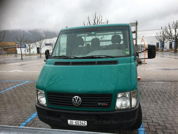 VW LT 46 Kab.-Ch. 3550 2.5 TDI 227'000 km 5'000 CHF - acquistare su carforyou.ch - 1