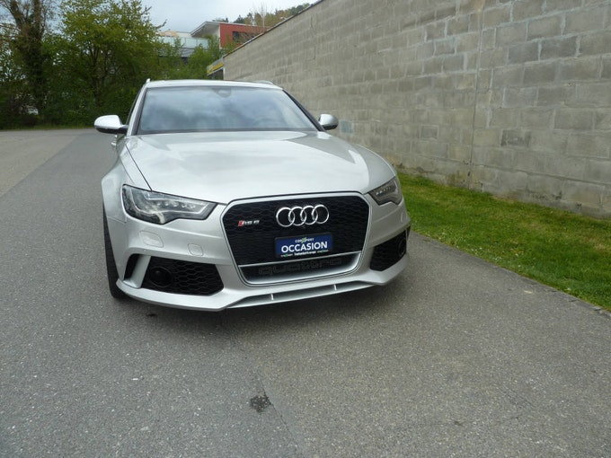 Audi S6 / RS6 RS6 Avant 4.0 V8 TFSI quattro T-Tronic 99'989 km CHF52'898 - acquistare su carforyou.ch - 1