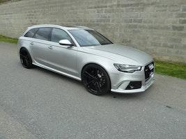 Audi S6 / RS6 RS6 Avant 4.0 V8 TFSI quattro T-Tronic 99'989 km CHF52'898 - acquistare su carforyou.ch - 2
