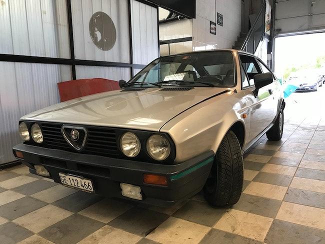 Alfa Romeo Sprint 1.7 Q.Verde 98'000 km 15'900 CHF - acquistare su carforyou.ch - 1