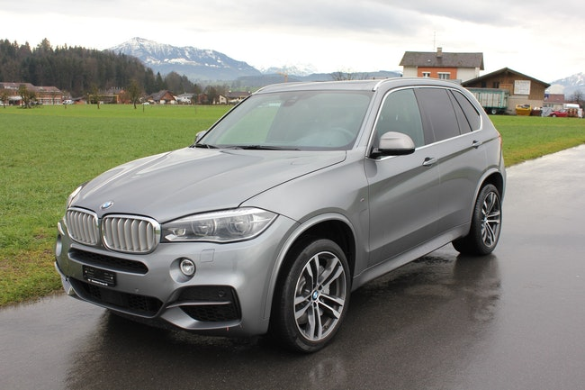 suv BMW X5 xDrive M50d Steptronic **7-Sitzer**