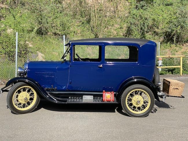 "Ford Model A Tudor ""Veteran"" 42'000 km CHF34'500 - acquistare su carforyou.ch - 1"