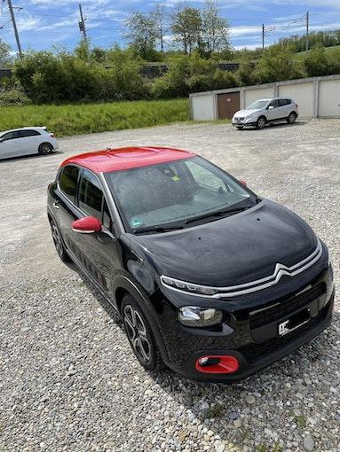 Citroën C3 1.2 PureTech Shine 34'500 km 11'000 CHF - buy on carforyou.ch - 1