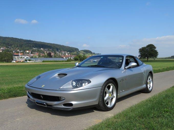 Ferrari 550 F550 Maranello 73'000 km CHF75'500 - buy on carforyou.ch - 1