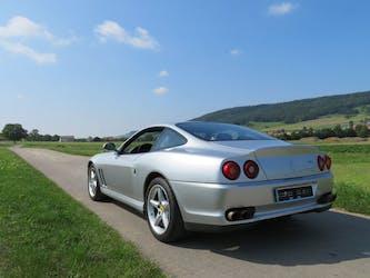 Ferrari 550 F550 Maranello 73'000 km CHF75'500 - buy on carforyou.ch - 2