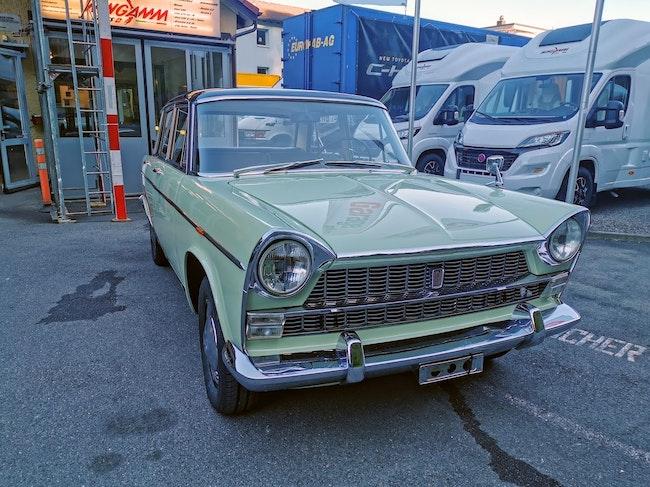 Fiat 1800 1800 77'500 km CHF18'500 - kaufen auf carforyou.ch - 1