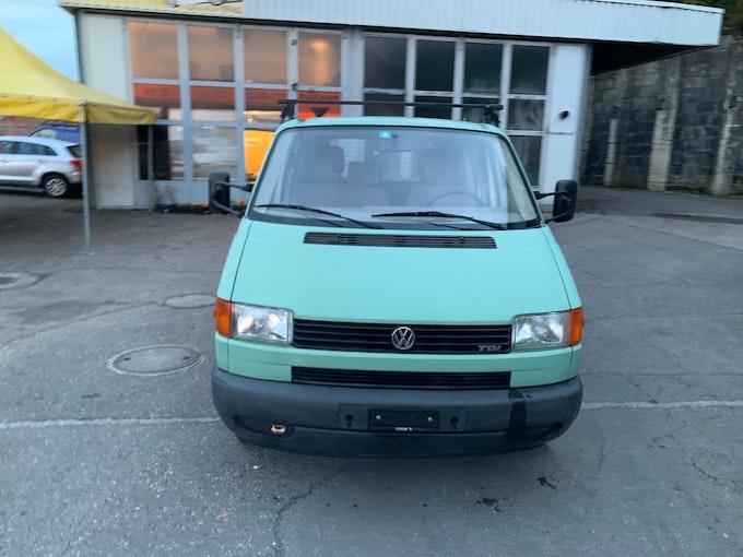 VW T4 2.5TDI 121'000 km 4'990 CHF - buy on carforyou.ch - 1