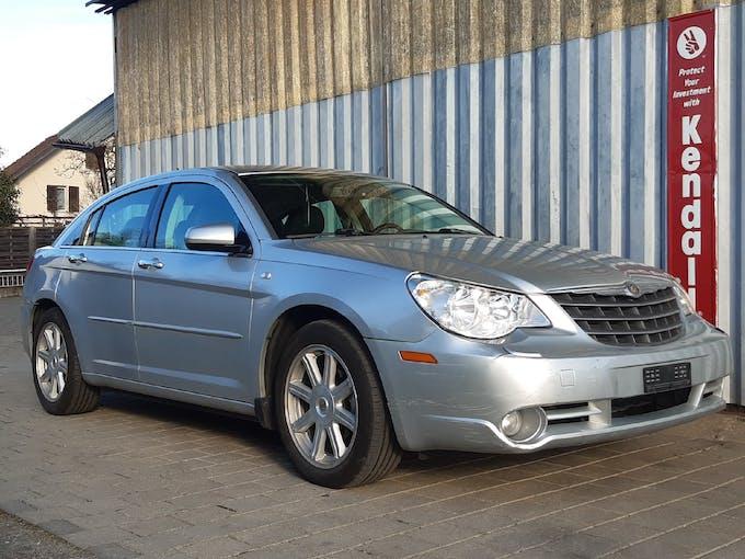 Chrysler Sebring 2.7 V6 Limited Automatic 160'000 km CHF3'000 - acquistare su carforyou.ch - 1