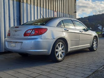 Chrysler Sebring 2.7 V6 Limited Automatic 160'000 km CHF3'000 - acquistare su carforyou.ch - 2