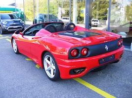 Ferrari 360 F360 Spider 65'400 km 94'500 CHF - buy on carforyou.ch - 2