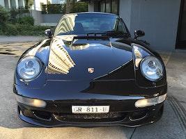 Porsche 911 - 993 Turbo WLS 1 147'500 km CHF249'911 - acheter sur carforyou.ch - 2