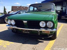 Triumph Dolomite Sprint 10'800 km CHF26'800 - kaufen auf carforyou.ch - 2