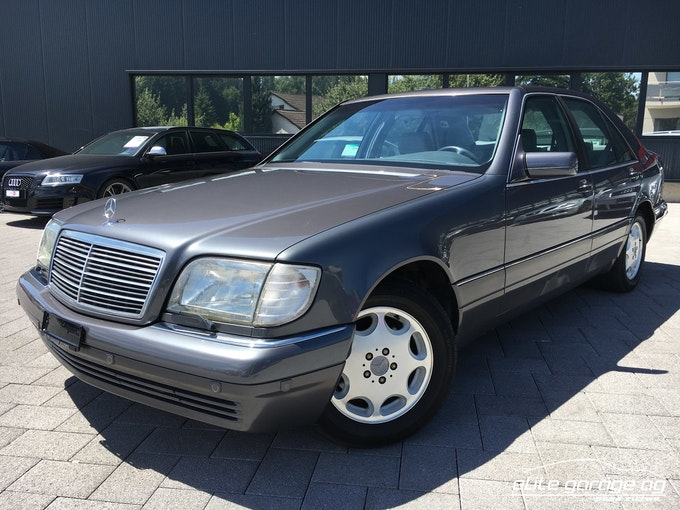 Mercedes-Benz S-Klasse S 320 58'000 km CHF19'800 - acquistare su carforyou.ch - 1