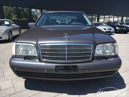 Mercedes-Benz S-Klasse S 320 58'000 km CHF19'800 - acquistare su carforyou.ch - 2