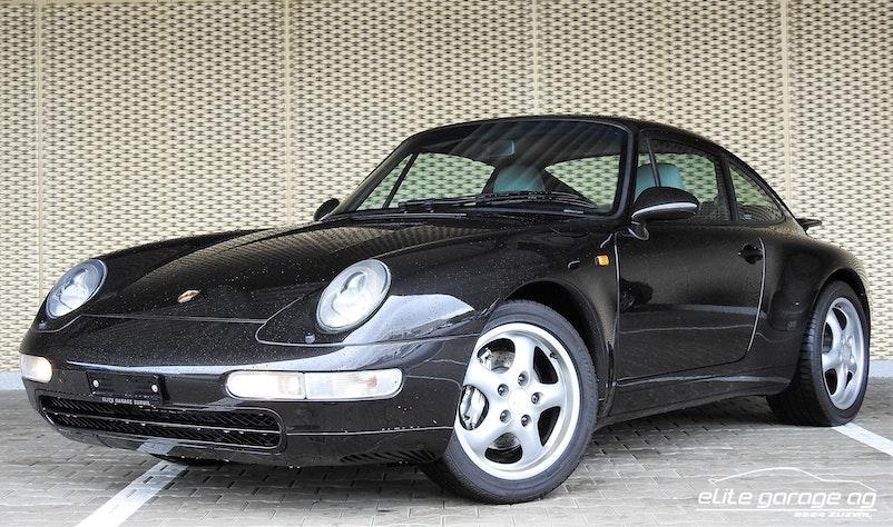 Porsche 911 Carrera 4 96'500 km CHF74'800 - acquistare su carforyou.ch - 1