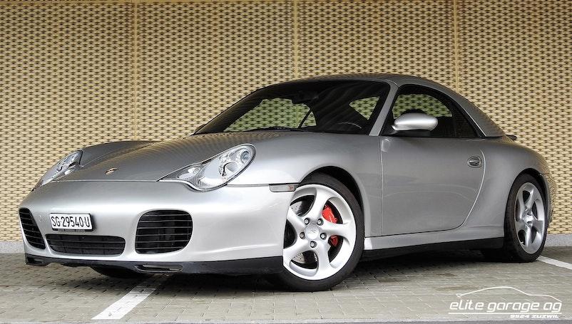cabriolet Porsche 911 Carrera 4 S Cabrio