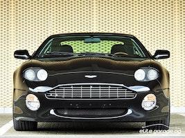 Aston Martin DB7 Vantage 48'000 km CHF48'800 - acquistare su carforyou.ch - 2