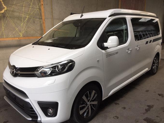 Toyota Proace Crosscamp Proace 2.0 HDI AG 147 km 63'262 CHF - acquistare su carforyou.ch - 1