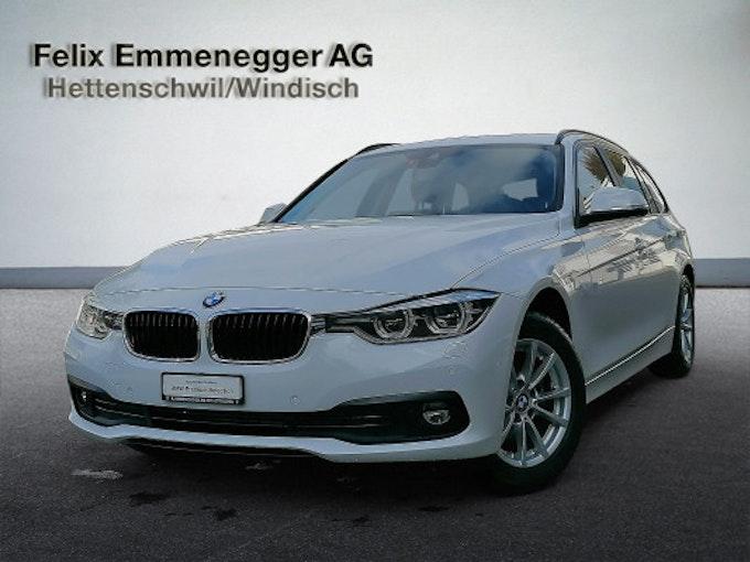 BMW 3er 320d xDrive Touring 13'500 km 37'900 CHF - buy on carforyou.ch - 1