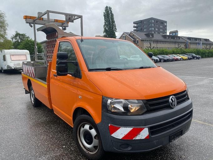 VW T5 Zum Verkaufen VW T5 2.0 Diesel von Baustellen 300'000 km 8'999 CHF - buy on carforyou.ch - 1