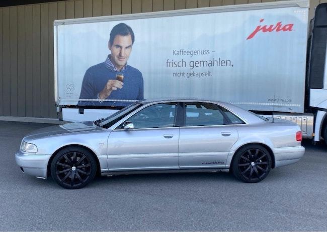 Audi A8 / S8 S8 D2 Vollfacelift frisch ab Mfk 250'000 km 9'900 CHF - acquistare su carforyou.ch - 1