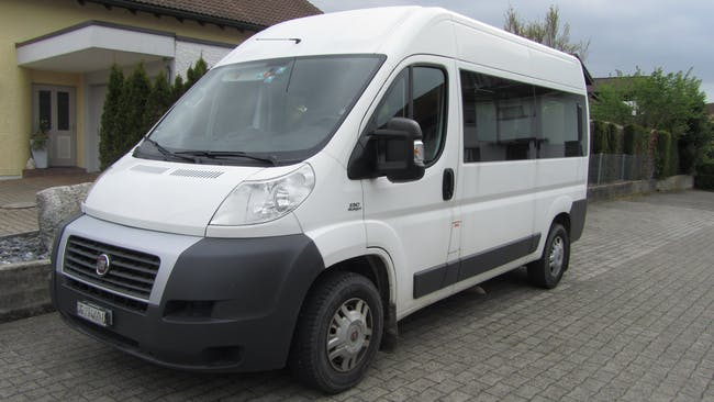 Fiat Ducato 15 Panorama 3450 H2 2.3 MJ FlexFloor Comfort Matic 88'000 km CHF21'900 - buy on carforyou.ch - 1