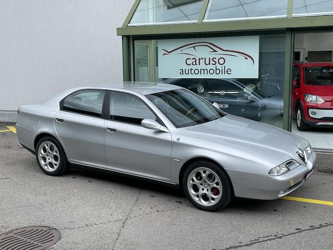 Alfa Romeo 166 2.5 V6 24V 119'900 km 7'900 CHF - buy on carforyou.ch - 1