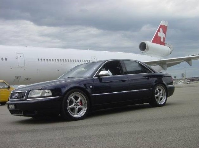 Audi A8 / S8 S8 4.2 quattro 245'000 km CHF9'600 - kaufen auf carforyou.ch - 1
