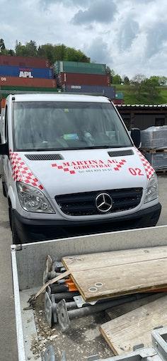 Mercedes-Benz Sprinter mercedes benz sprinter 315 lieferwagen 190'000 km 13'500 CHF - acquistare su carforyou.ch - 1