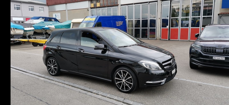 Mercedes-Benz B-Klasse 79'000 km 11'800 CHF - buy on carforyou.ch - 1